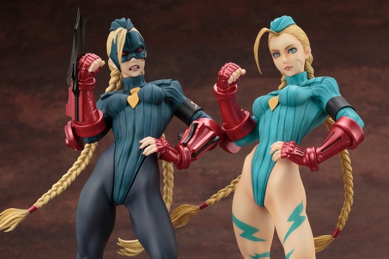 STREET FIGHTER Cammy BISHOUJO STATUE-UK Venditore