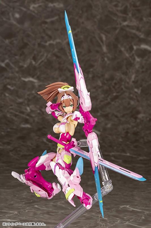 kotobukiya / Figure JAPAN雜誌 Vol.6 / Megami Device / 女神裝置 / 附特典人形