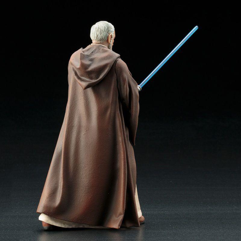 kotobukiya / 1/10 / ARTFX+ / Star Wars 星際大戰 / 歐比王 肯諾比 / PVC / Ben Kenobi