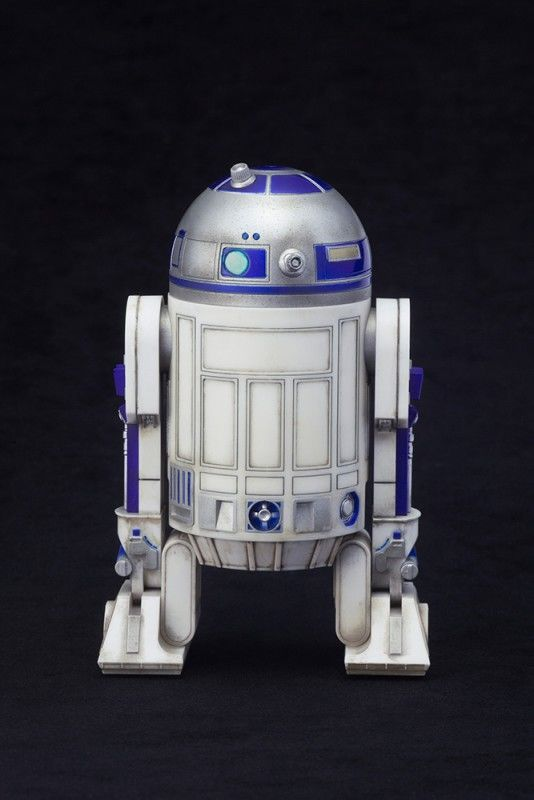 ARTFX+ R2-D2 & C-3PO with BB-8