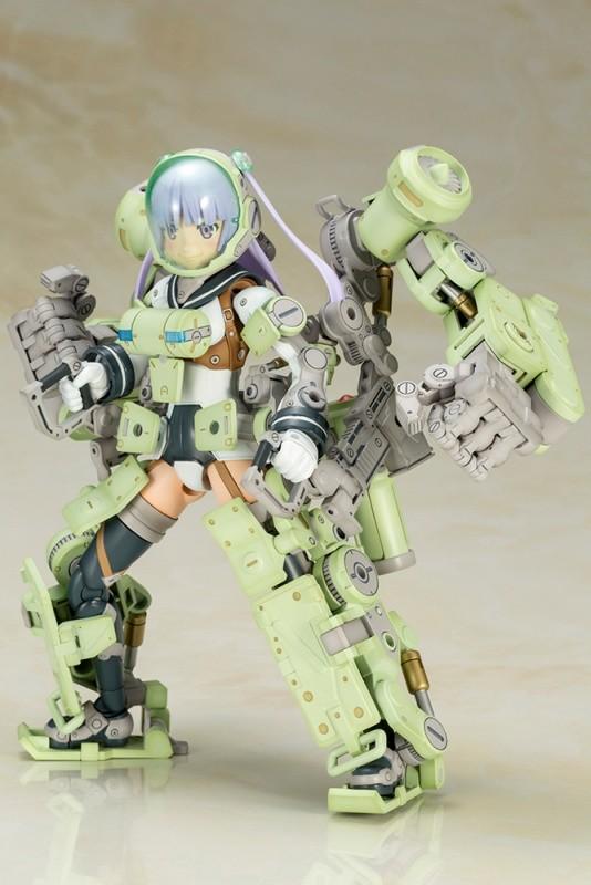 [特典版] Kotobukiya / Frame Arms Girl 骨裝機娘 / 格里芬Greifen / 組裝模型