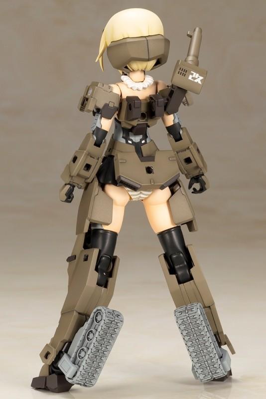 Kotobukiya / FRAME ARMS GIRL / 骨裝機娘 / FAG / 轟雷改 / Ver.2 / 組裝模型