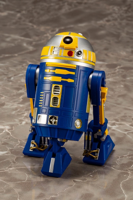 ARTFX+ R2-R9 & R2-B1 CELEBRATION EXCLUSIVE