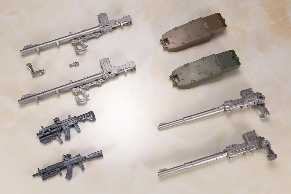 Kotobukiya / 壽屋 / Frame Arms Girl 骨裝機娘 / 轟雷兵裝武器組SP / 組裝模型