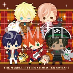 THE MARBLE LITTLES CHARACTER SONGS+2